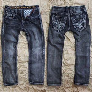 Rock Revival Tomshi Straight Jeans